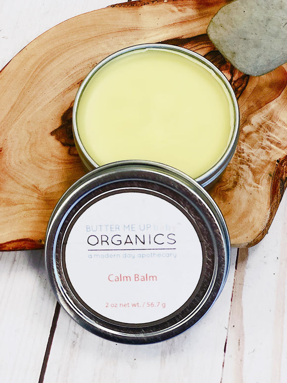 Calm Balm- Aromatherapy for Babies, Children and dults - Bird and Bee Naturals