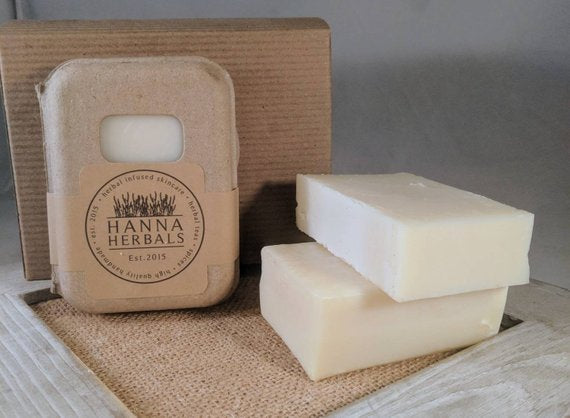 Organic Lavender Soap - Palm Oil Free - Bird and Bee Naturals