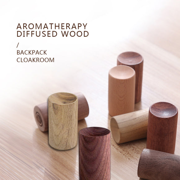 Aromatherapy Essential Oil Wood Diffuser - Bird and Bee Naturals