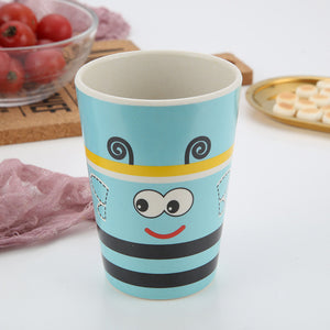 Bamboo fiber children's drinking cup - Bird and Bee Naturals