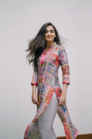 Shalwar Kameez traditional middle east couth asian fashion western appropriation office wear
