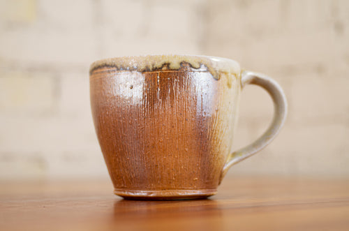 Wood-Fired Coffee Mug