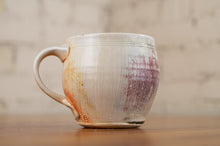 Load image into Gallery viewer, Wood-Fired Porcelain Coffee Mug