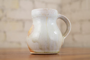 Wood-Fired Porcelain Mug