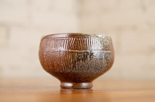 Medium Wood-Fired Bourbon Bowl