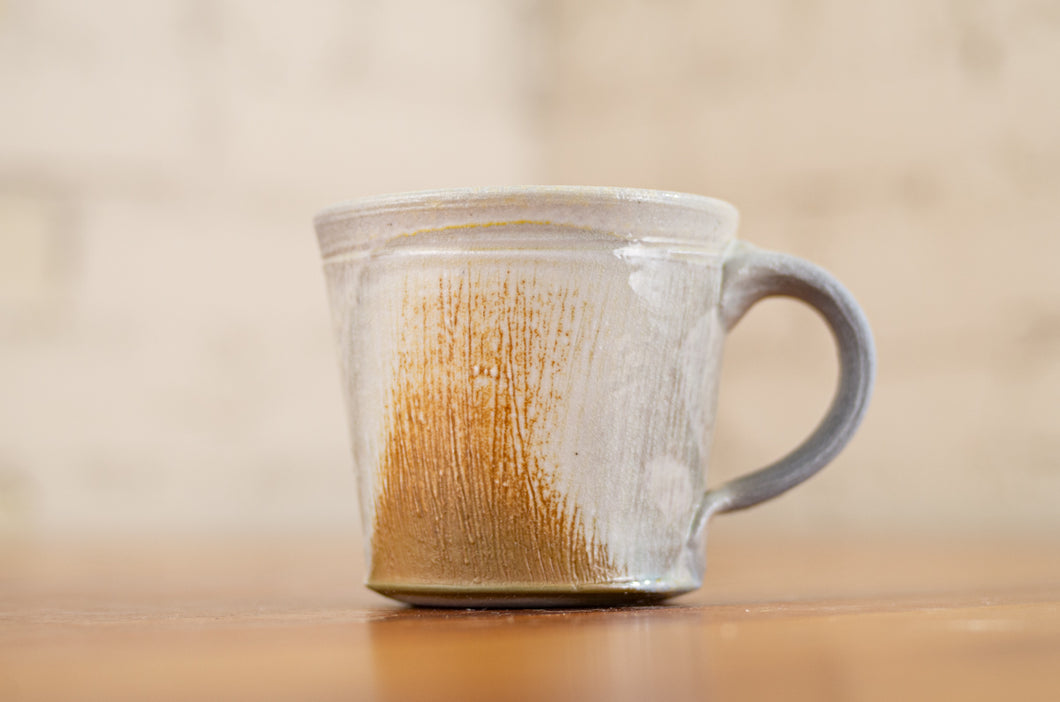 Wood-Fired Espresso Cup