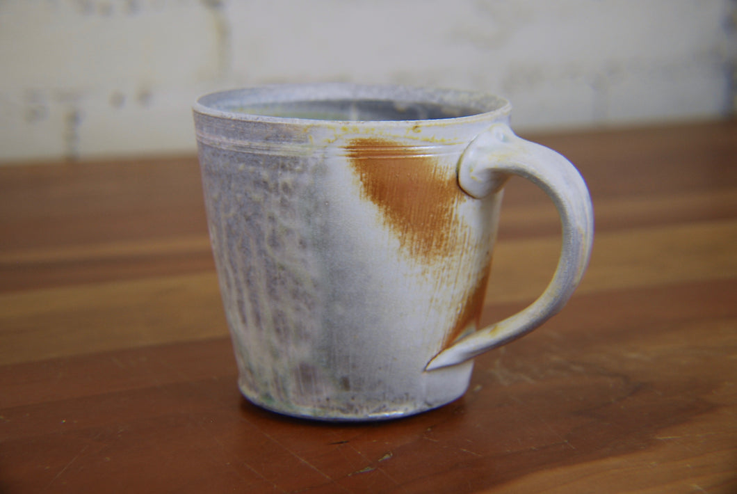 Large Wood-Fired Mug
