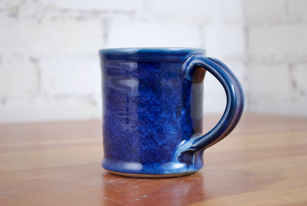 Straight-Walled Mugs in Ocean