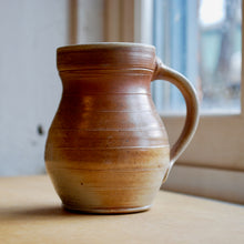 Load image into Gallery viewer, Wood-Fired White Stoneware Mug