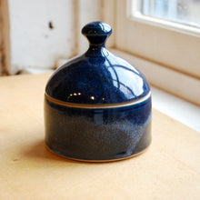 Load image into Gallery viewer, Blue Gas-Fired Salt Cellar