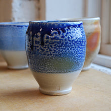 Load image into Gallery viewer, A Porcelain Soda Fired Cup