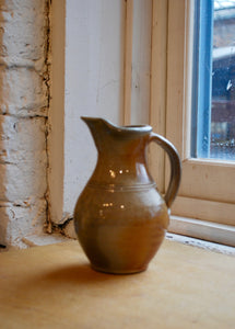 Wood-Fired Syrup Pitcher