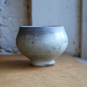 Wood-Fired Porcelain Cup