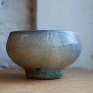 Wood-Fired Stoneware Cup