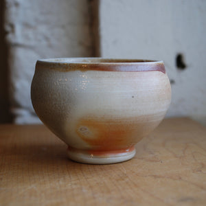 Soda-Fired Porcelain Cup