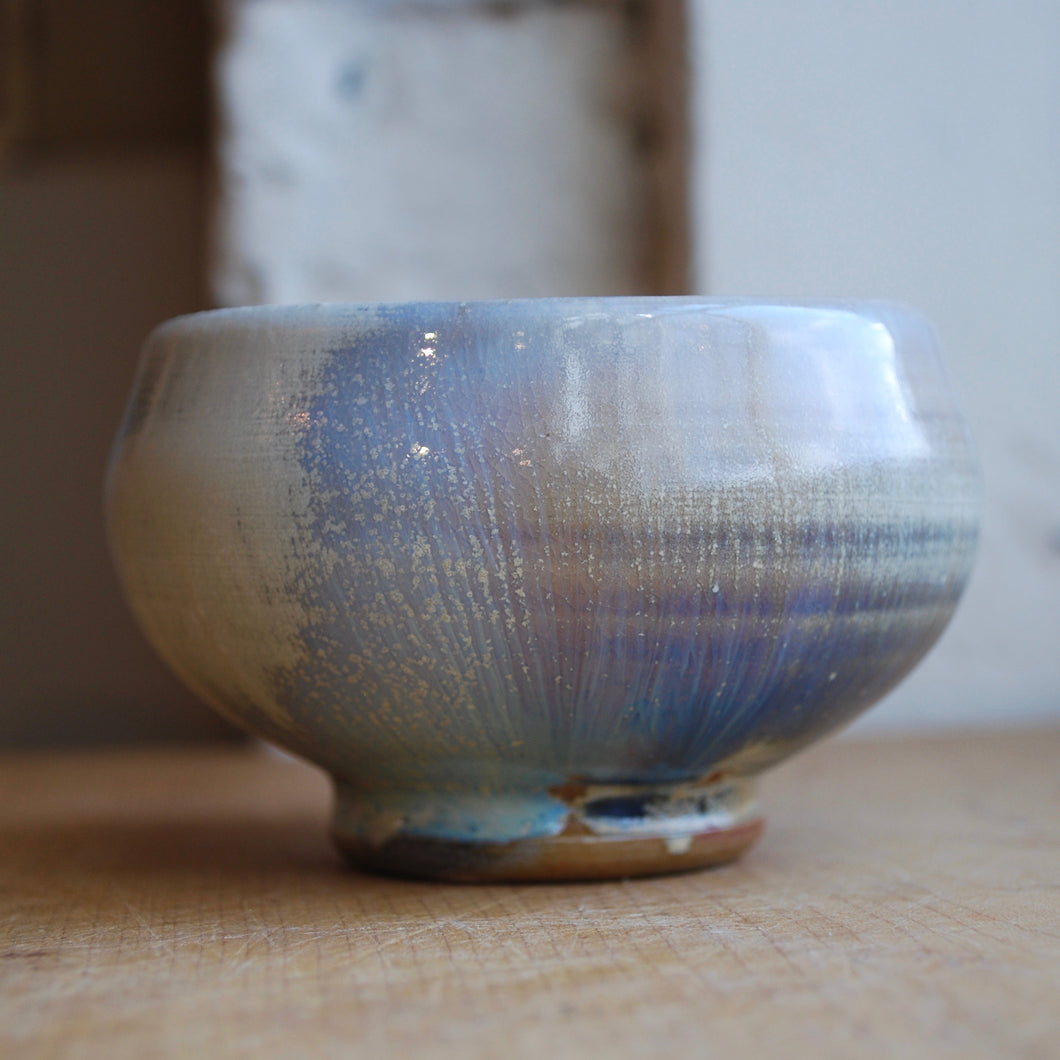 Soda Fired Stoneware Cup
