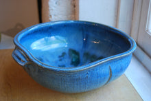 Load image into Gallery viewer, Soda Fired Cerulean Bowl