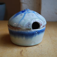 Load image into Gallery viewer, Soda Fired Porcelain Jar