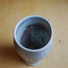 Load image into Gallery viewer, Wood-Fired Porcelain Tumbler