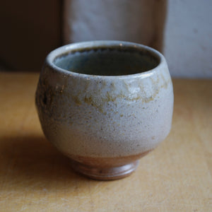 Soda-Fired Ash Drip Sipper