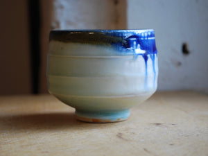 Soda-Fired Porcelain Tea Bowl