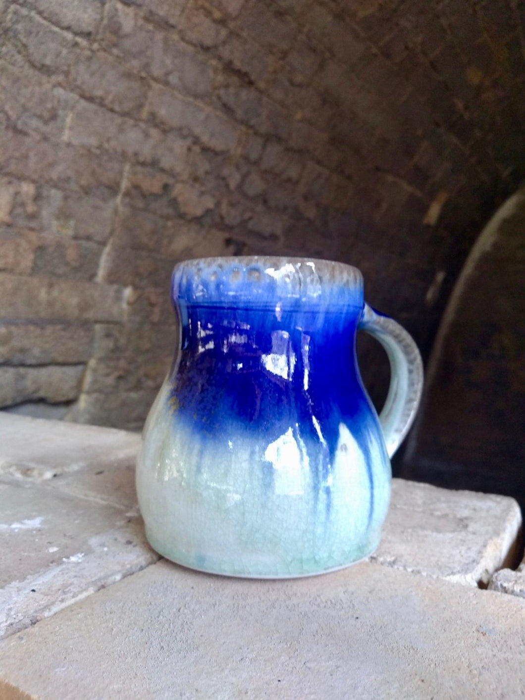 Porcelain Soda-Fired Mug