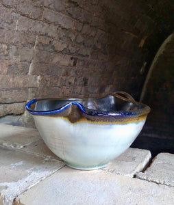 Soda-Fired Whisk Bowl