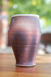 Wood-Fired Textured Tumbler