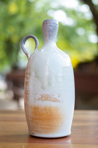 Small Wood-Fired Bottle