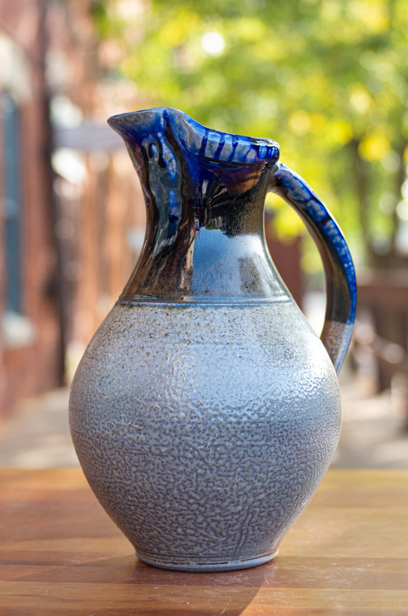 Soda-Fired Pitcher