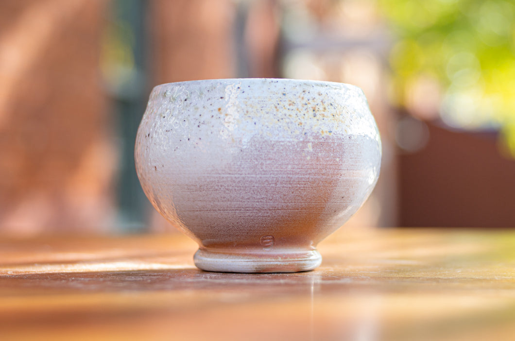 Soda-Fired Tea Bowl