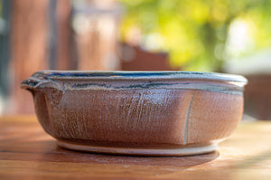 Small Soda-Fired Bowl