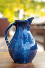 Load image into Gallery viewer, Small Pitcher in Ocean Blue