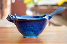 Load image into Gallery viewer, Small Whisk Bowl in Ocean Blue