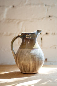 Soda-Fired Syrup Pitcher