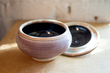 Load image into Gallery viewer, Soda-Fired Bowl with Lid