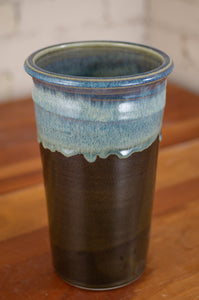 Breakfast Blue and Black Wine Cooler