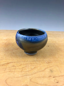 Stoneware Soda-Fired Cup