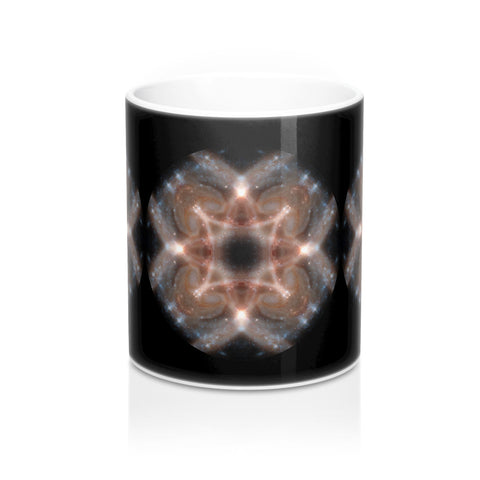 Galaxy Rose Starshield Mug