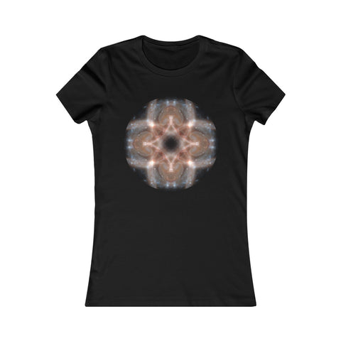 Galaxy Rose Starflower Women's Tee