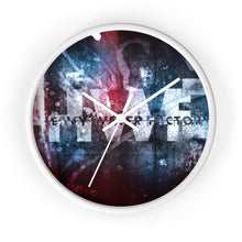 Load image into Gallery viewer, HWF BLIP ART - Wall clock