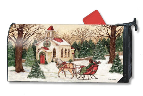 Religious Christmas Mail Wrap