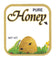 Pure Honey Label