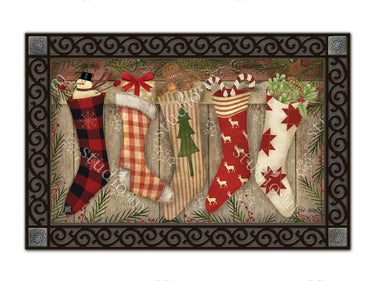 Christmas Stockings MatMate