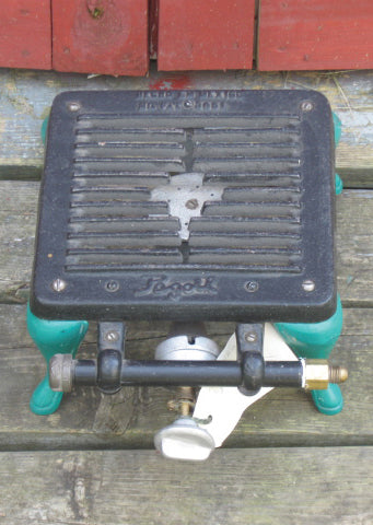 Gas Burner with Short Legs