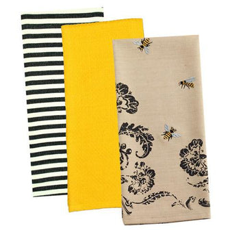 Busy Bees Dishtowels