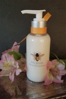 Bee Gentle Botanical Facial Cleanser