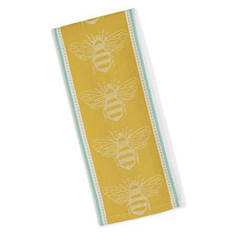 Honeybee Jacquard Dishtowel