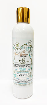 Coconut Luxury Body Wash