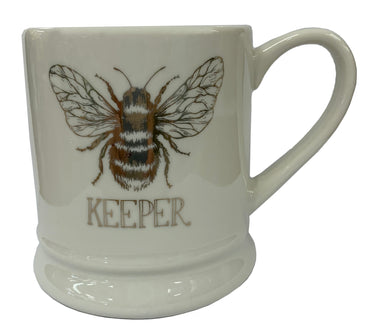 Gold Keeper Ceramic Mug